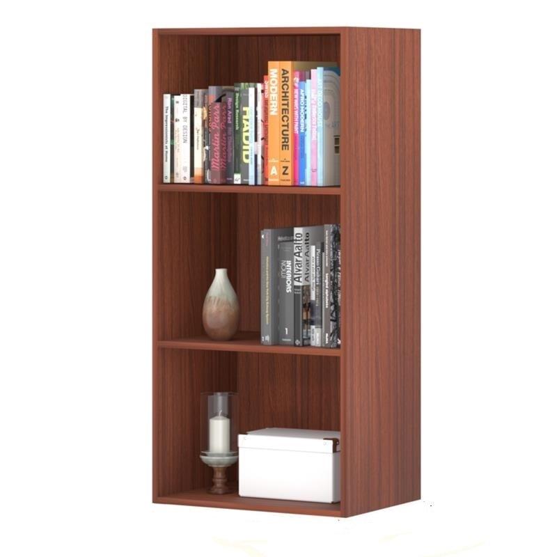 Dekoration Home Bureau Boekenkast Meuble Estanteria Para Libro Vintage Wodden Retro Decoration Furniture Book Shelf Case