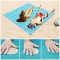 Песочный Пляжный коврик одеяло карманное полотенце пляжное полотенце Коврик Открытый коврик для песка путешествия летнее полотенце s отды...