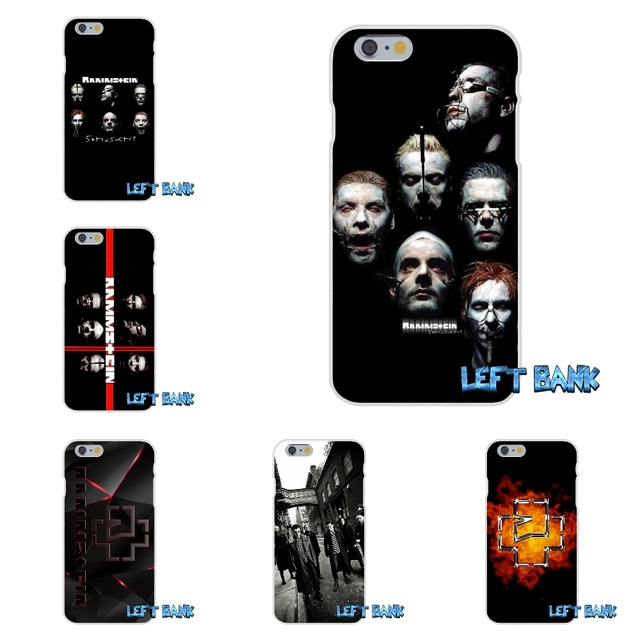 coque iphone 8 rammstein