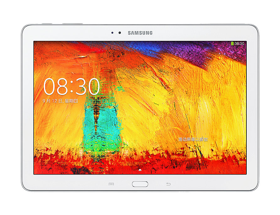Samsung GALAXY NOTE 10.1 2014 Édition SM-P600 WIFI Tablet PC 10.1 pouce 3 gb RAM 32 gb ROM Quad- core Android 8220 mah