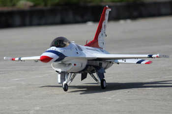 Freewing Scale 90mm EDF Jet F16 Thunder Bird PNP - DISCOUNT ITEM  0% OFF All Category