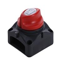 Mestre de Corte Cut Off Isolador Kill Switch de Energia Da Bateria Universal 12 V/24 V À Prova D' Água Capa para o Caminhão Do Carro barco Auto