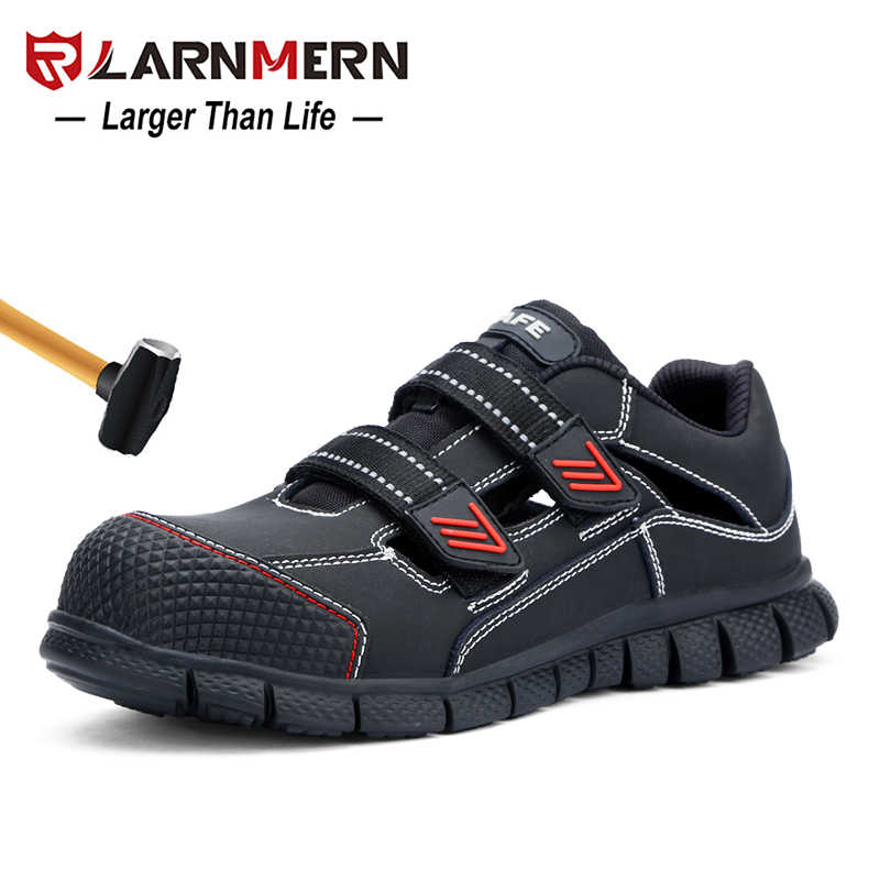 55c78acbc0729 DDTX Unisex Steel Toe Work Safety Shoes Outdoor Footwear Comfortable ...