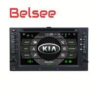 Belsee KIA Cerato Sportage CEED Sorento Optima Rio Sedona Universal Android 8.0 Car Stereo Radio 2 Din Head Unit GPS Navigation