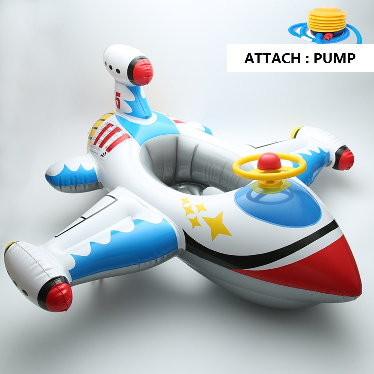 Online buy wholesale inflatable airplane from china for Piscinas toy