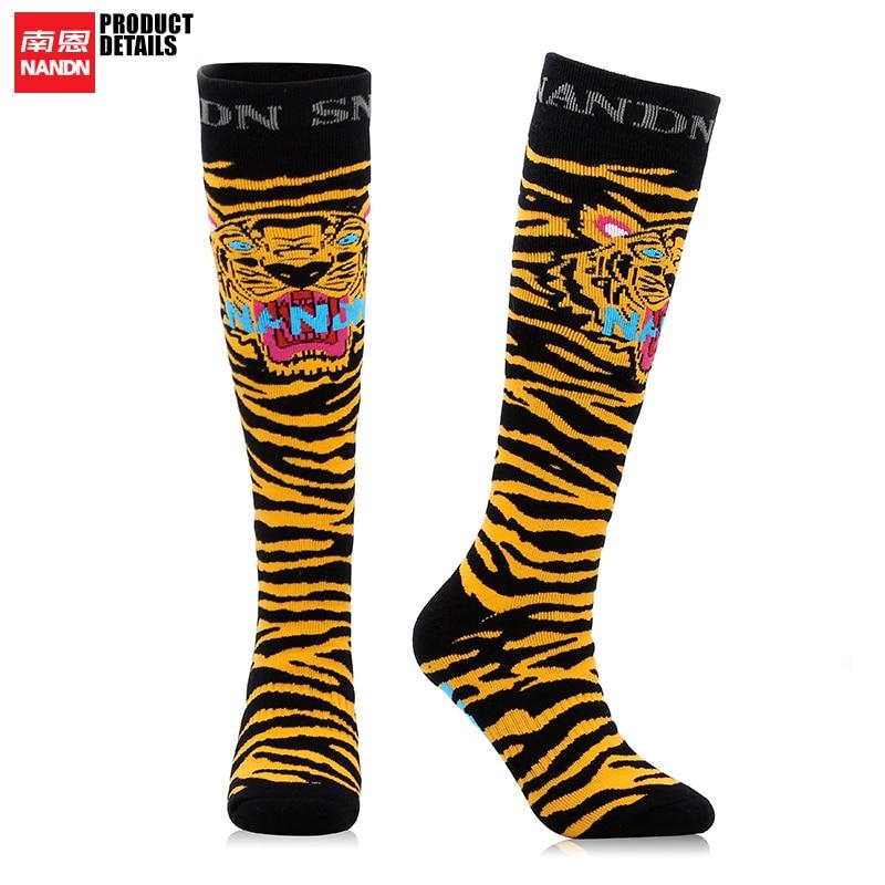 NANDN SNOW Ski socks long socks sports stockings winter warm stockings socks