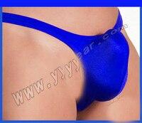 החדש סקסי Mens חוטיני ביקיני חוטיני הומוסקסואלי גברים חוטיני g-מחרוזות תקצירי זכר פין פאוץ ביקיני הלבשה תחתונה מין מחרוזת