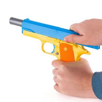 Juego Para Pistola De Policía M1911Kit Piezas 16 Clásico Mano Juguete Niños Esposas ZTXPiOku