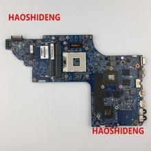 Envío Libre 682040-501 para HP Pavilion DV7 DV7T DV7-7000 madre HM77 650 M/2G. Todas las funciones 100% Probado completamente!