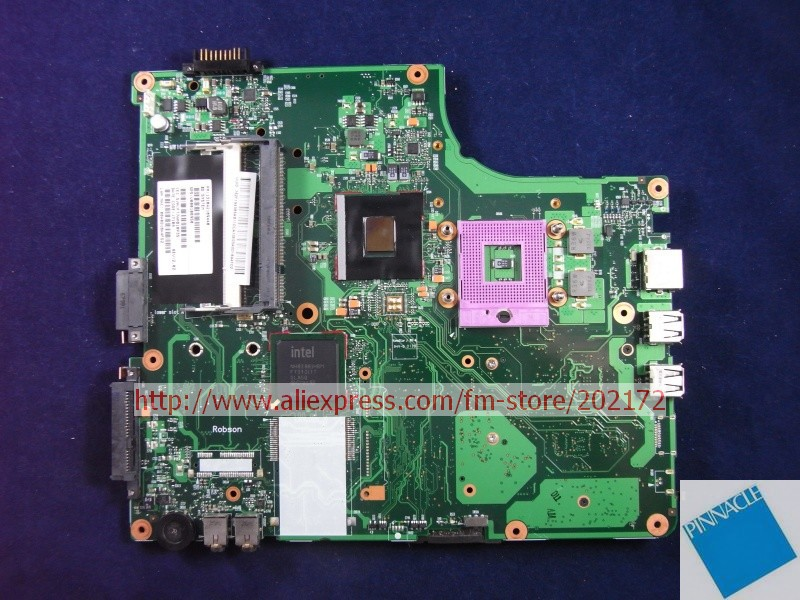 V000108950 MOTHERBOARD FOR TOSHIBA Satellite A200 6050A2109401 TESTED GOOD