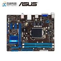 Asus P8H61-M LX3 PLUS R2.0 настольная материнская плата H61 розетка LGA 1155 для Core i3 i5 i7 DDR3 16G SATA2 uATX оригинальная б/у материнская плата