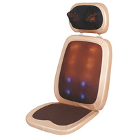 Thai Style Massage Pad Full Body Massager Back And Neck Massage Chair Muscle Stimulator Home Care