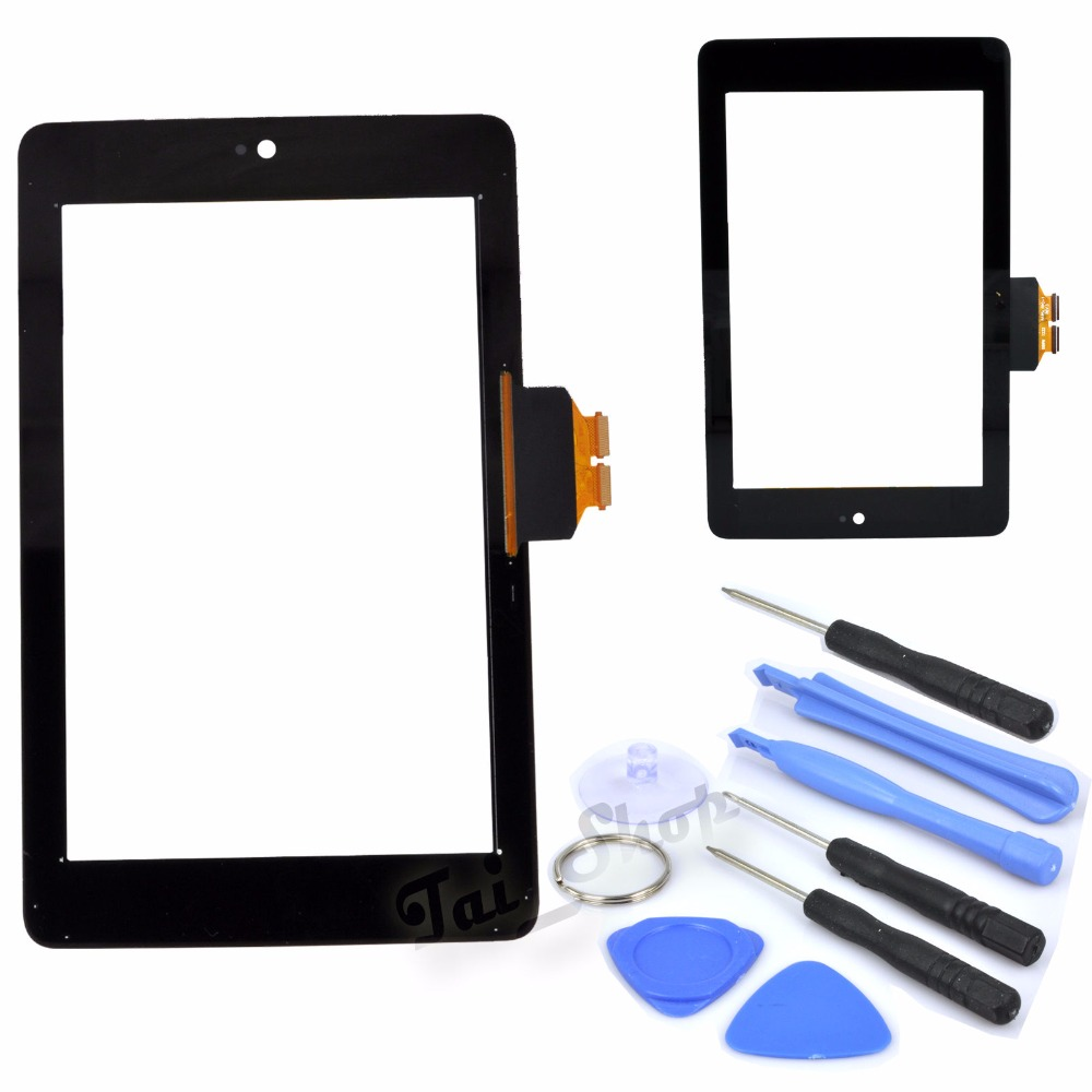 Tested Touch Screen for Asus Google Nexus 7 1st Gen Digitizer Glass Panel Free Tools for