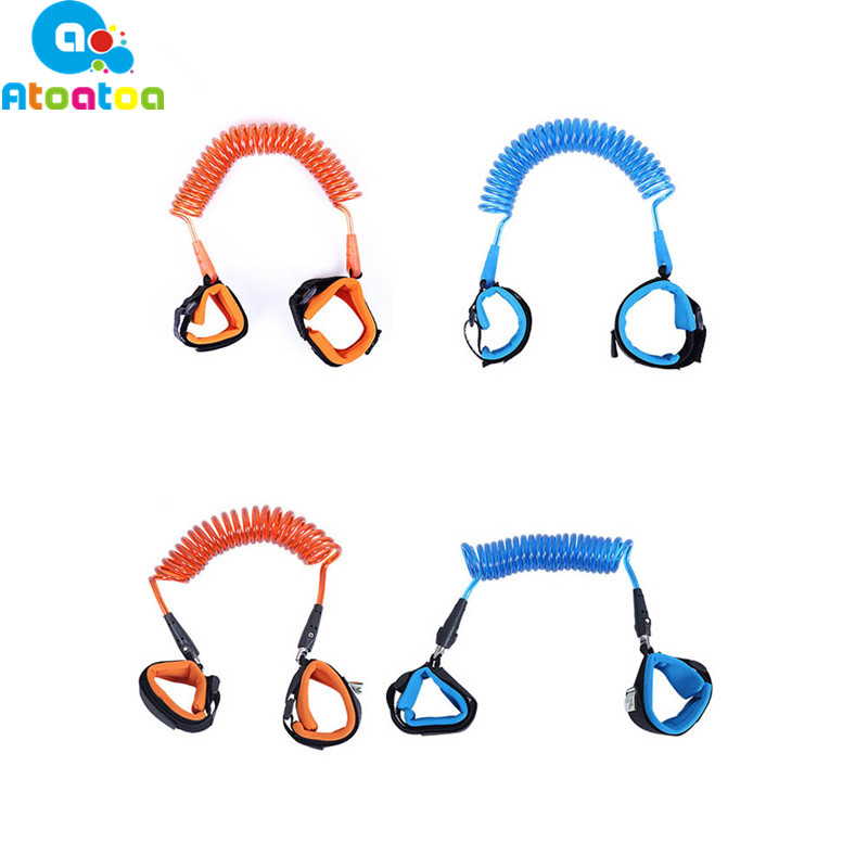 Toy Sports Safety Harness Leash Anti Lost Wrist Link Rope Leash Anti Lost Bracelet for Baby Kids Safety Outdoor Play