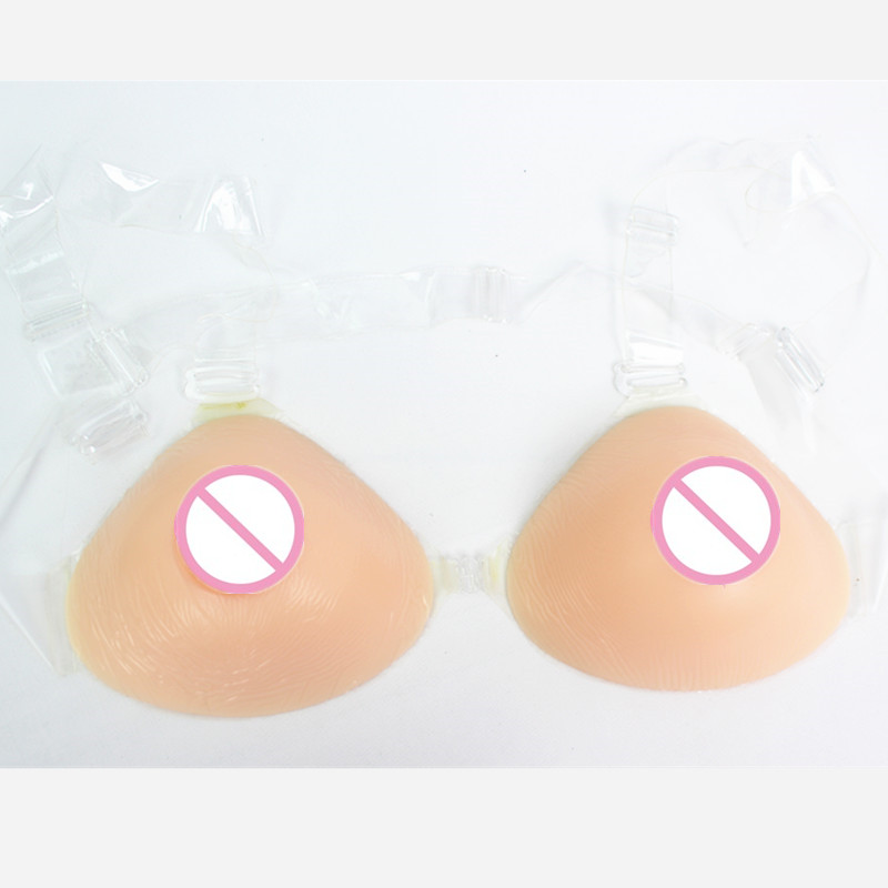 free shipping , feel real breast forms woman boob tube top 700g C cup for women and shemale crossdresser drop shipping free shipping silicone boobs pads breast enlargements 1400g huge for shemale full cup drop shipping and wholesale
