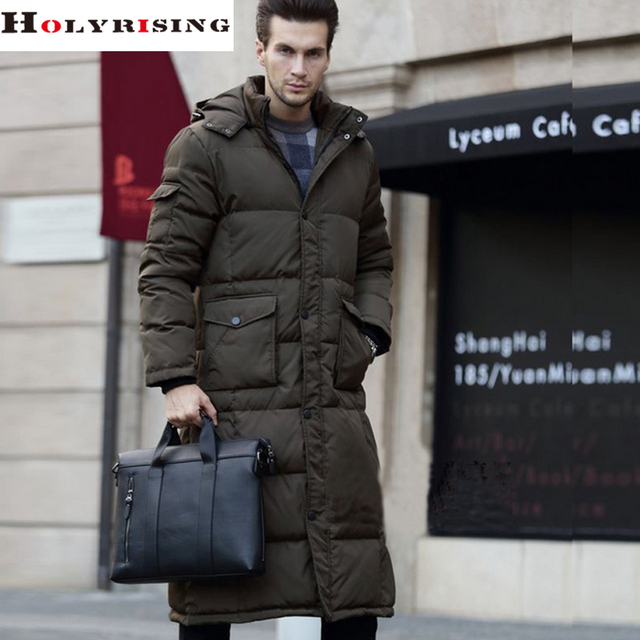 Long Down Coat Men | Down Coat