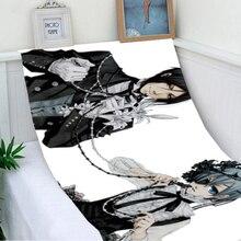 137*69 towel anime kuroshitsuji