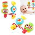 Banho de chuveiro Presentes Engraçados Crianças Torneira de Água Dabbling Banho Bebês Brinquedos de pelúcia Brinquedo Educativo Cedo