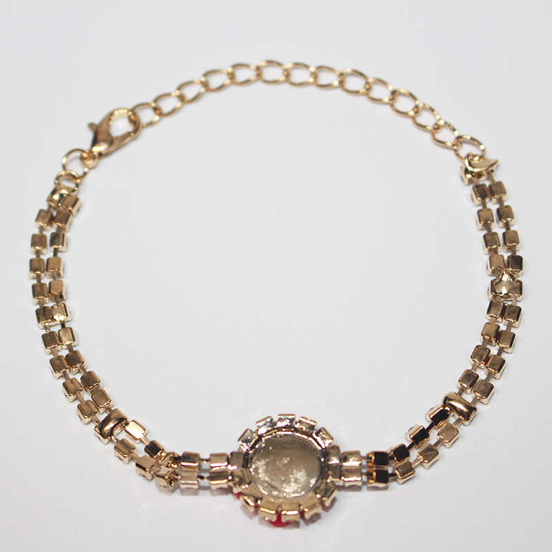 CHENFAN jewelery jewelry women's bracelets flower bracelet for women bijouterie bangle women bracelet women's cuff bracelet