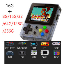 Coolbaby 16G+16/32/64/128/256G OPEN SOURCE Video Handheld Game Console Mini Portable Nostalgic Retro Gaming Player TV Children