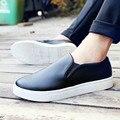 2017 Новый Стиль Мужчины Мокасины Из Натуральной Кожи Повседневная Обувь Мужчины квартиры Оксфорд Обувь Для Мужчин Обувь для Вождения размер 38-48 Бесплатно доставка