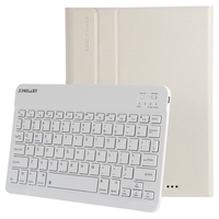 Bluetooth Keyboard With Foldable PU Leather Tablet PC Protective Case For Teclast X98 Plus II Support