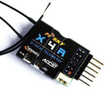 FrSky X4RSB Receiver w/S.BUS, Smart Port & telemetry for FPV Drone Racing