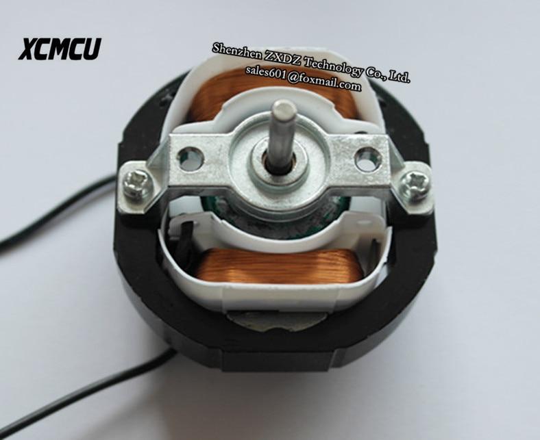 Yj58 12 shaded pole asynchronous motor ac motor for Shaded pole induction motor