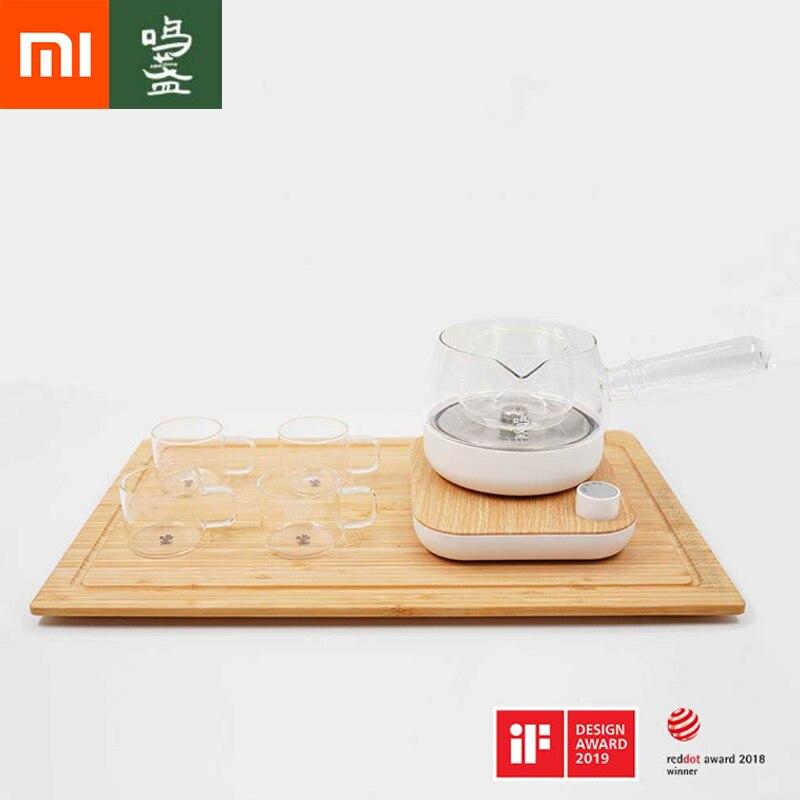 Xiaomi Mijia MZ MZ 072T Electric Health Tea Pot 700W 0 5L Stainless Steel Cooker Tea