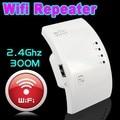 300 Mbps WI-FI Repetidor Roteador De Rede Sem Fio 802.11n/b/g Wi-Fi 2.4 GHz Roteador Expansor De Sinal Amplificador com EUA Plug UE