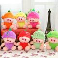 11cm/15cm 8 style Strawberry pig plush toys Sucker Watermelon pig stuffed plush cloth doll Activities gift baby kids toys