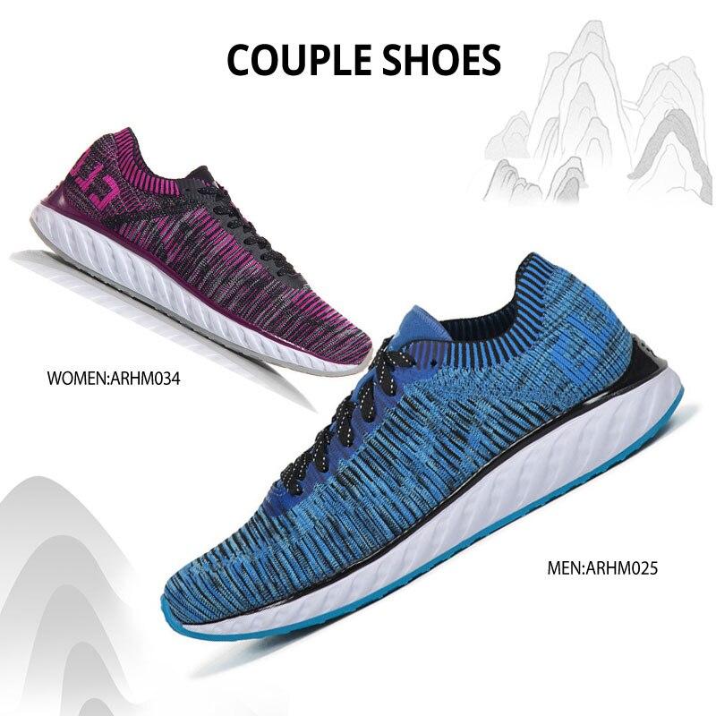 Li-ning femmes LN Cloud IV chaussures de course professionnelles respirant doublure baskets MONO fil chaussures de Sport ARHM034 XYP542 - 6
