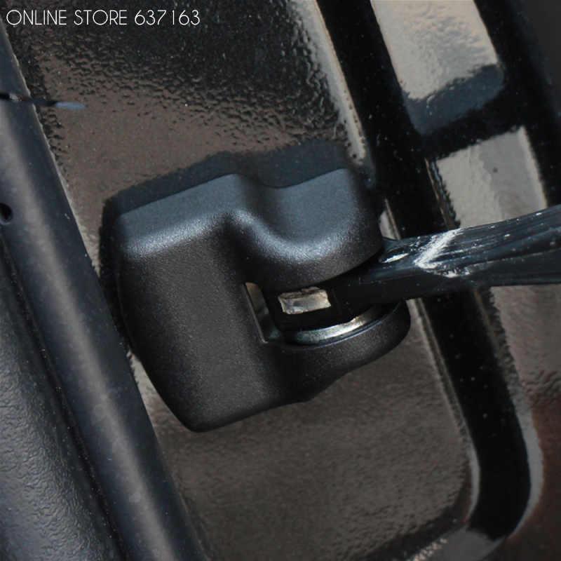 4 adet/grup araba styling kapı kontrol kolu koruma kapağı için Toyota Corolla Prius RAV4 Camry Reiz Venza Highlander Prado Sequoia