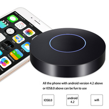HDMI+AV Q1 Mirroring Dongle wifi display receiver HDMI Android 1080P HD Interface TV stick Miracast for Smart Phones Tablet