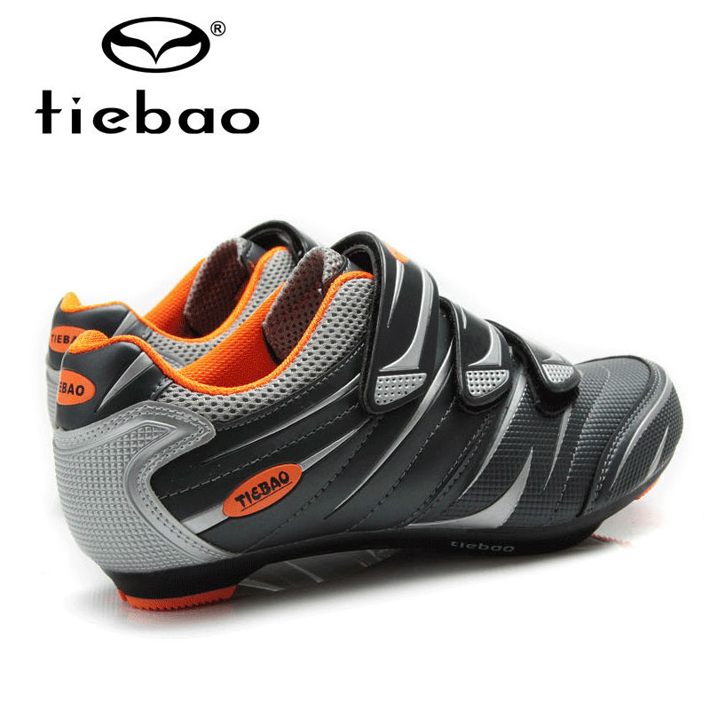 TIEBAO  Road Cycling Shoes Men Self-locking Road Bicycle Bike Shoes Racing Scarpe Cycling Shoes Zapatillas Ciclismo sidebike mens road cycling shoes breathable road bicycle bike shoes black green 4 color self locking zapatillas ciclismo 2016