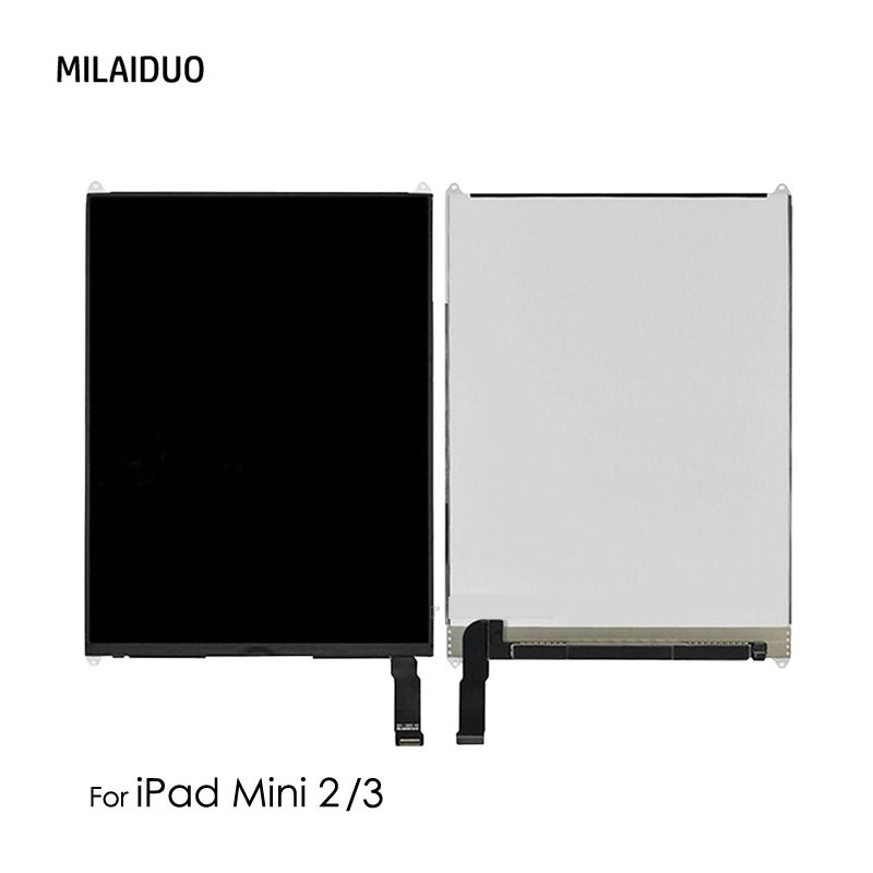 LCD Display For iPad Mini 2 For iPad Mini 3 A1489 A1490 A1491 A1455 7.9'' Panel Screen Monitor Module Replacement Tablet