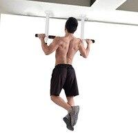 Chin Up Pull Up Bar Indoor Heavy Duty Doorway Door Trainer Fitness Body Build Exerciser Equipment For Home Gym