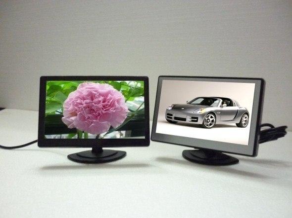 """NEW 4.3"""" Digital TFT LCD Colour Car rear View Camera Monitor Screen Free Shipping"""