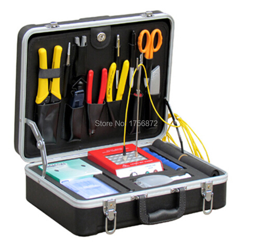 32 PCS Pro Installer Fiber Optic Termination Kit