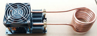 Induction Heating 1KW No Tap ZVS Finished High Frequency Heating Machine Can Melt Iron Copper And