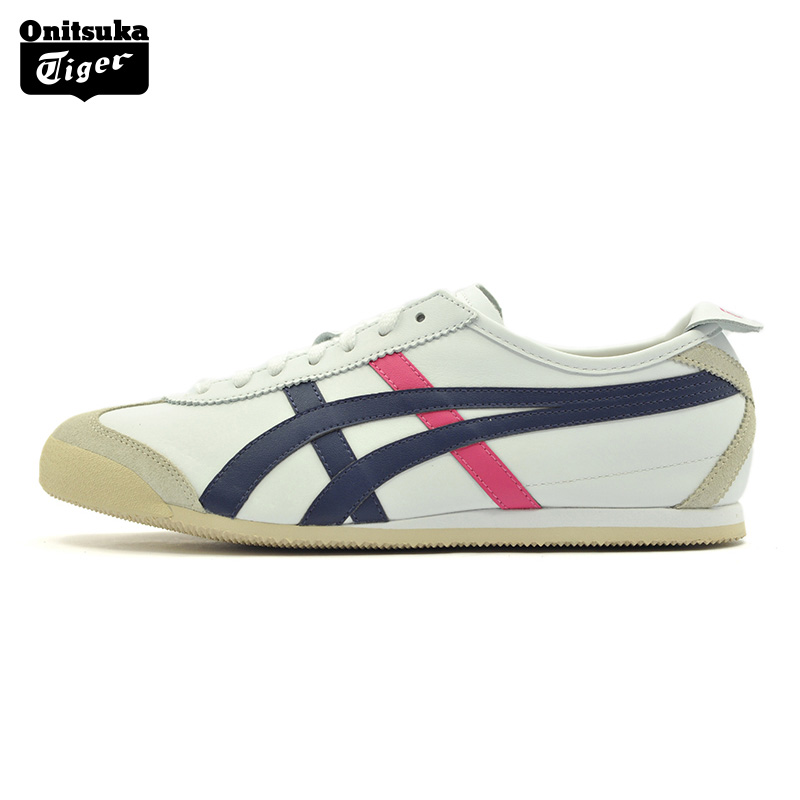 Onitsuka Tiger MEXICO 66 Classics Unisex Sneakers Men's Breathable Light Skateboarding Shoes Women's Sports Shoes THL7C2-0154 carlos rivera mexico
