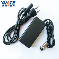 High Quality DC 24V 1A Electric Scooter Battery Charger Lead Acid Battery Charger 24V EU US