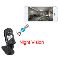 Q7 Sport DV Camera WIFI P2P Remote Camera HD IP Camera Lightweigh Microphone CMOS Antenna 32Gb