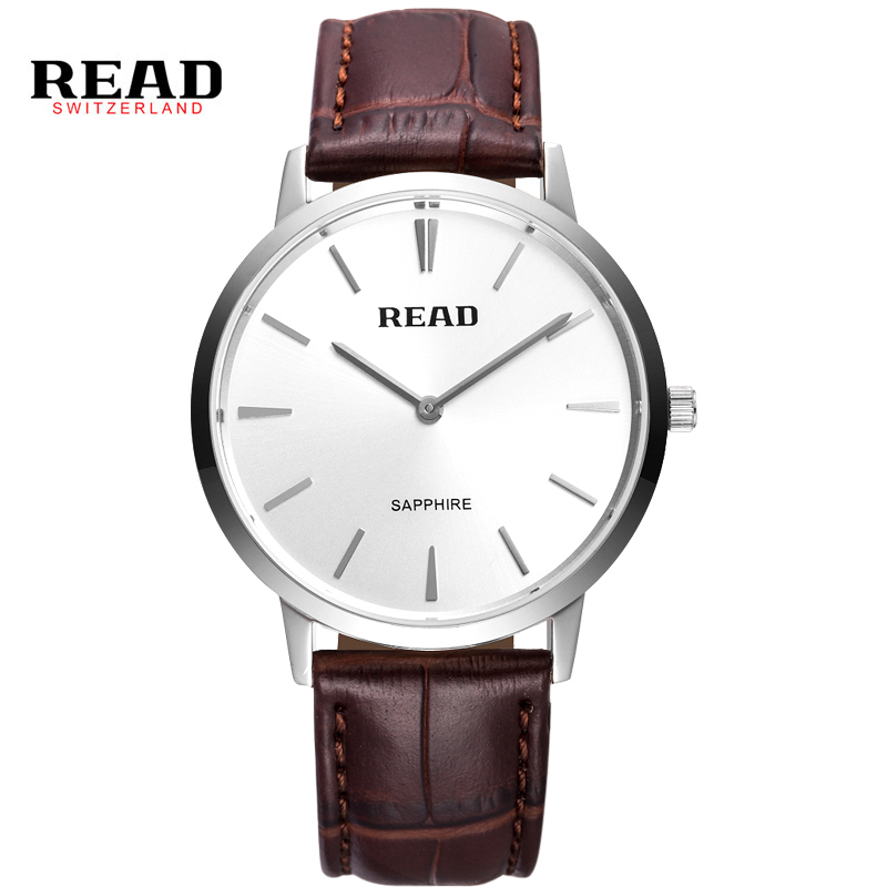 READ Quartz Watch Women Watches Luxury 2017 Wristwatch Female Clock Wrist Watch Lady Quartz-watch Montre Femme Relogio PR55 burei luxury women watch fashion ceramic band watches sapphire glass quartz wristwatch waterproof lady clock montre femme