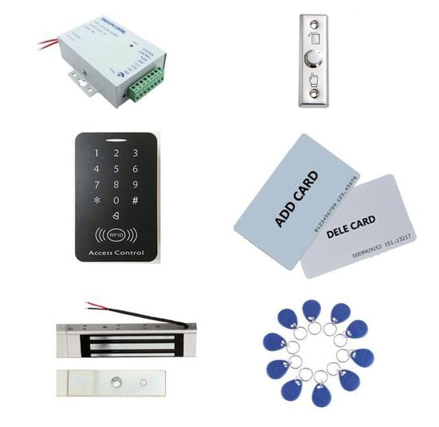 Комплект контроля доступа 5c8280e15bc24