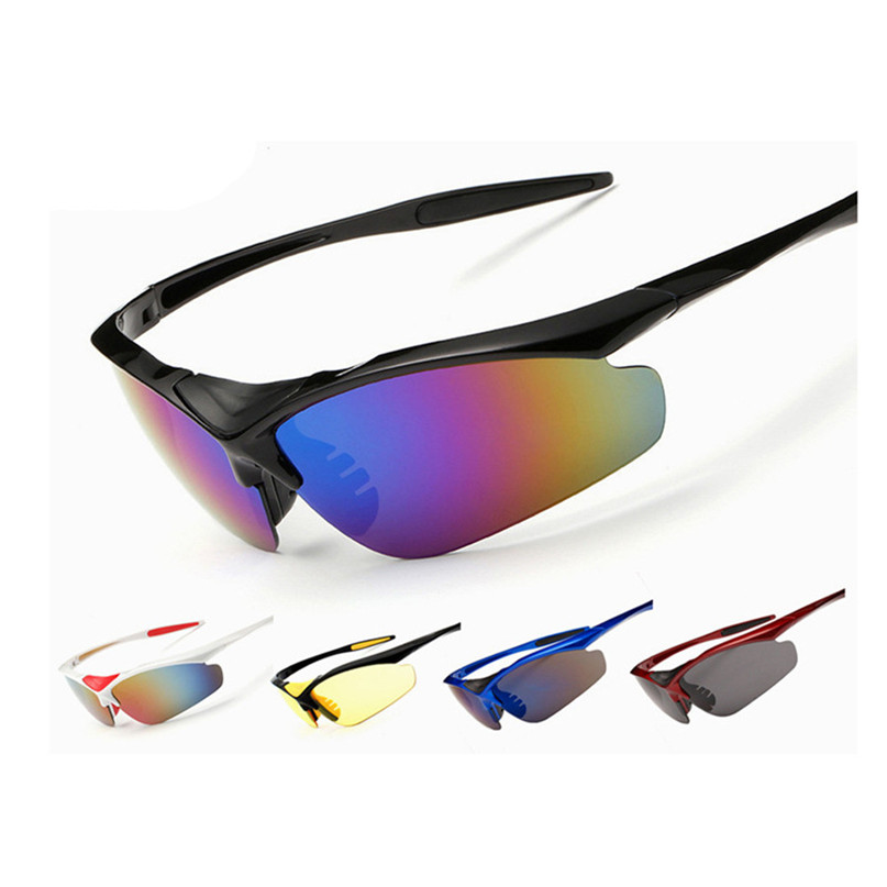 Polarized Cycling Glasses Bike Outdoor Sports Bicycle Sunglasses For Men Women Goggles Eyewear glasses for bicycles #2M11