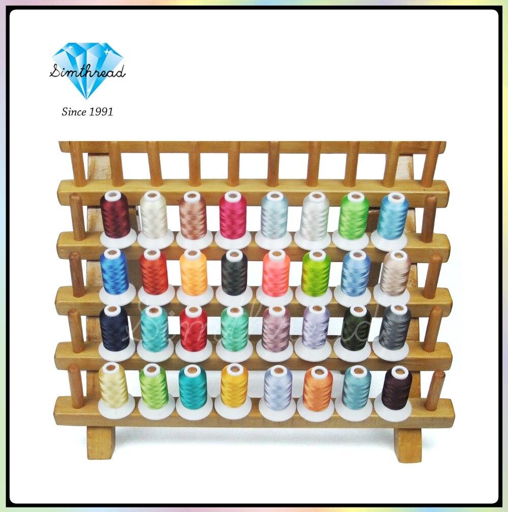 Simthread 21 Hasonló Gunold színek és 11 Simthread színek - Művészet, kézművesség és varrás