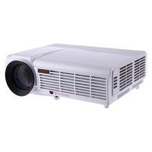 Professionnel LED-96 hOME cinéma 3000 lUMENS 1280X800 Pixels Multimédia HD LCD Projecteur Vidéo Proyector Projektor Beamer