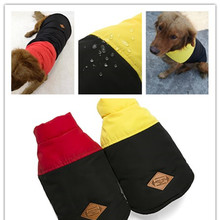 pet Dog Puppy Vest Jacket Chihuahua Golden Retriever Clothing Warm Winter Dog Clothes Coat For Small Large Dogs 12 Sizes S-9XL