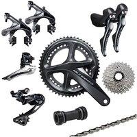 shimano Ultegra R8000 11 Speed Groupset Road Bike Groupset 170/172.5/175mm 50 34 52 36 53 39 Bicycle Group Set 2*11 speed